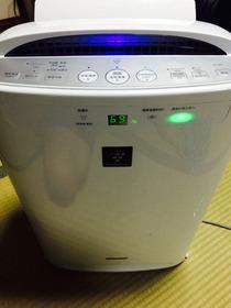 家庭用 空気清浄機 分解・洗浄クリーニングサービス