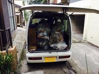 ゴミ処分・遺品整理 各種ゴミの分別処分 鹿児島市 ヒューマンライズ