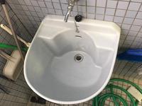 高校・中学校・小学校併設 全トイレ便器 尿石除去消臭サービス 洗濯ボウル洗浄完了 鹿児島市西別府町 方面