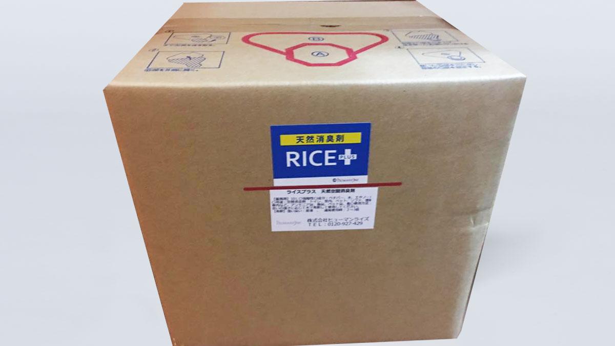 RICE PLUS ライスプラス バックインBOX 10L ヒューマンライズ